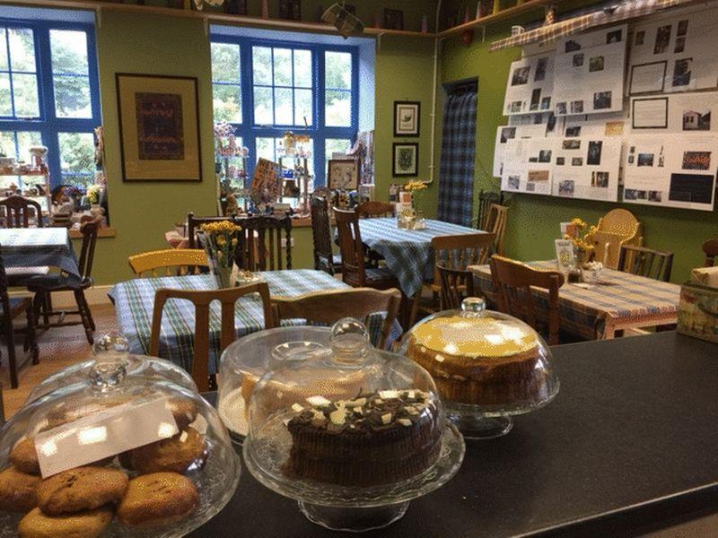 Craftea Weaver Tearoom, Glen Road