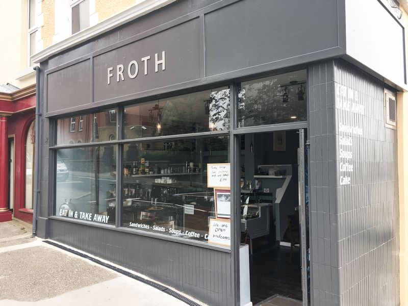 Froth, 62 Bucks Road