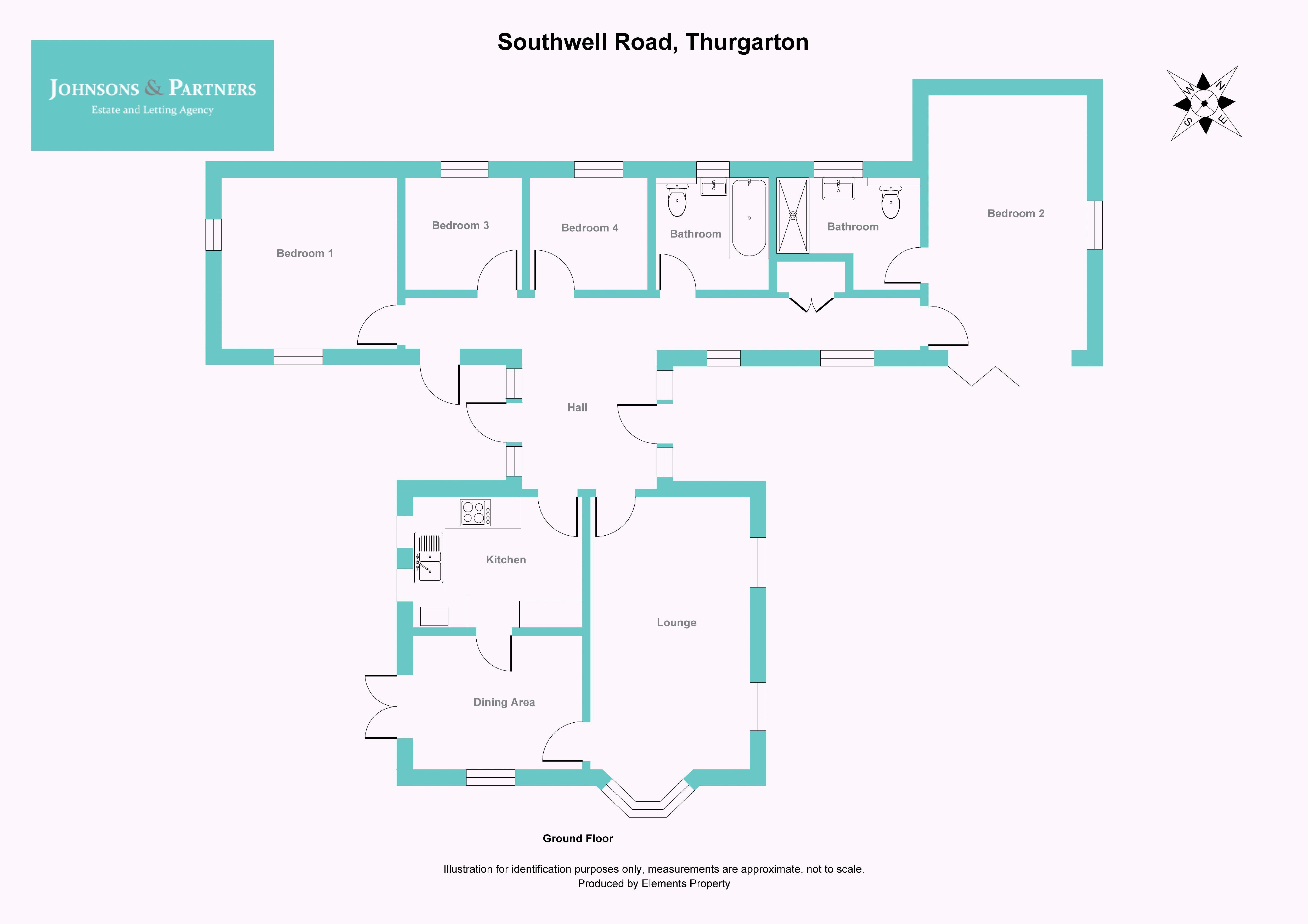 Southwell Road Thurgarton
