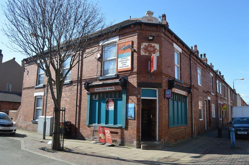 Hugh Street