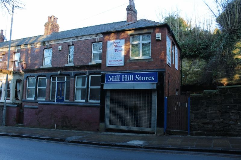 Mill Hill Road