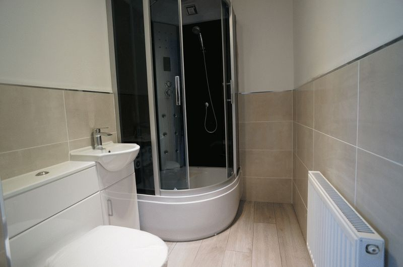 En-Suite Shower Room - Bedroom Two