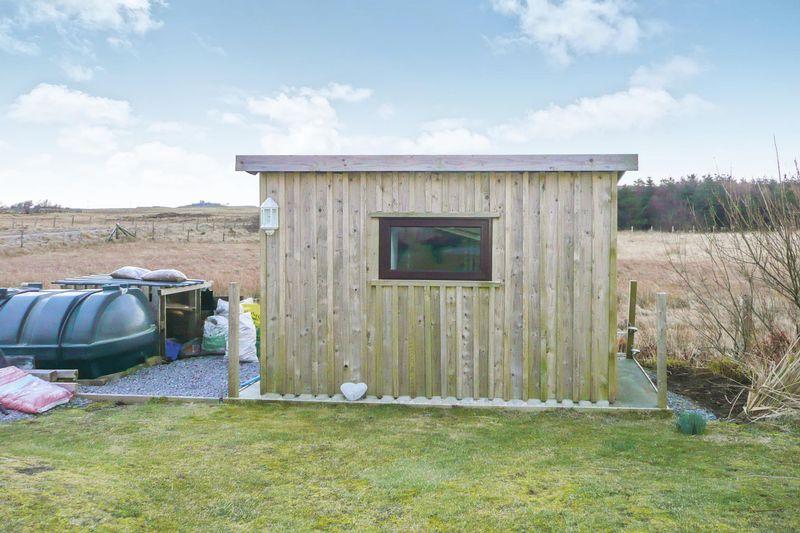 Garden shed/workshop