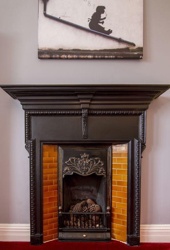 Fireplace Bedroom 2