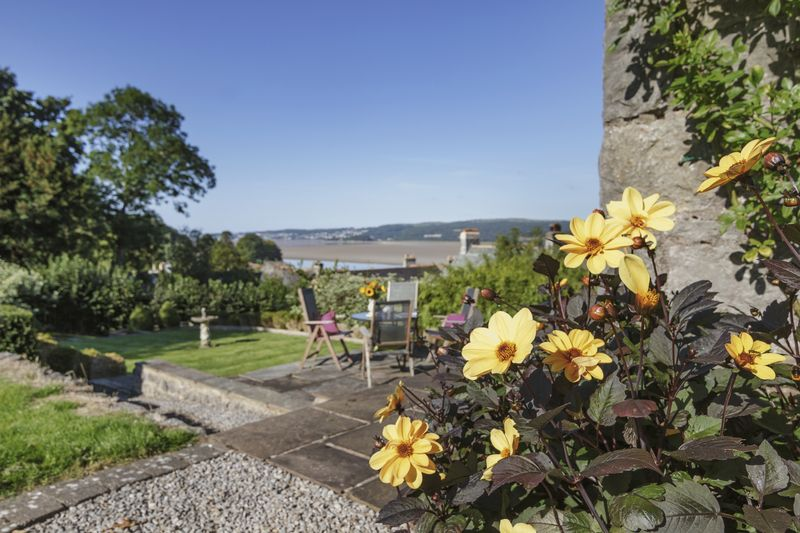 Views over the estuary