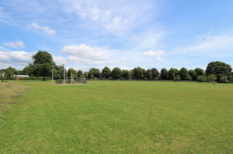The Firs playing field