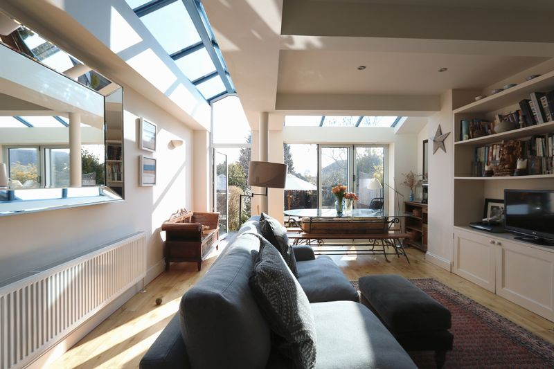 Sitting room rooflight