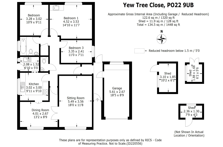 Yew Tree Close North Bersted, Bognor Regis - Kenton Budd Estate Agents