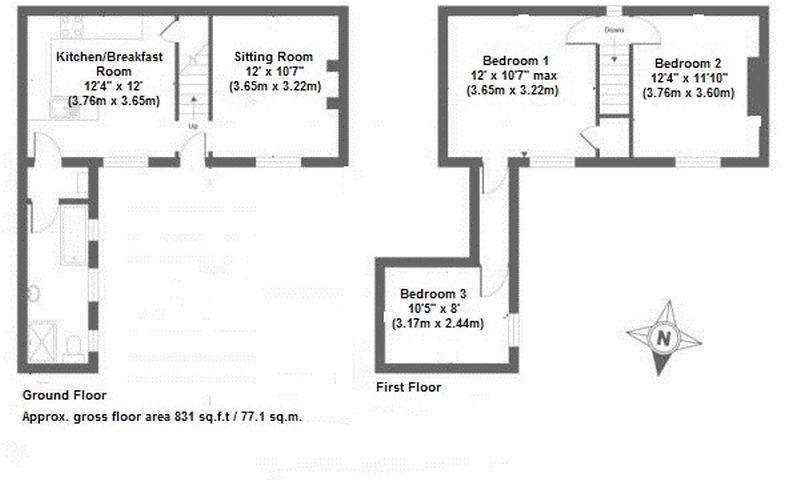 Rutten lane yarnton thomas merrifield for 16 brookers lane floor plans