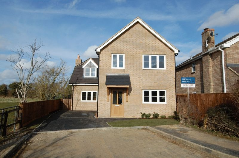 4 Bedrooms Property for sale in 1A Freeborn Close, Kidlington