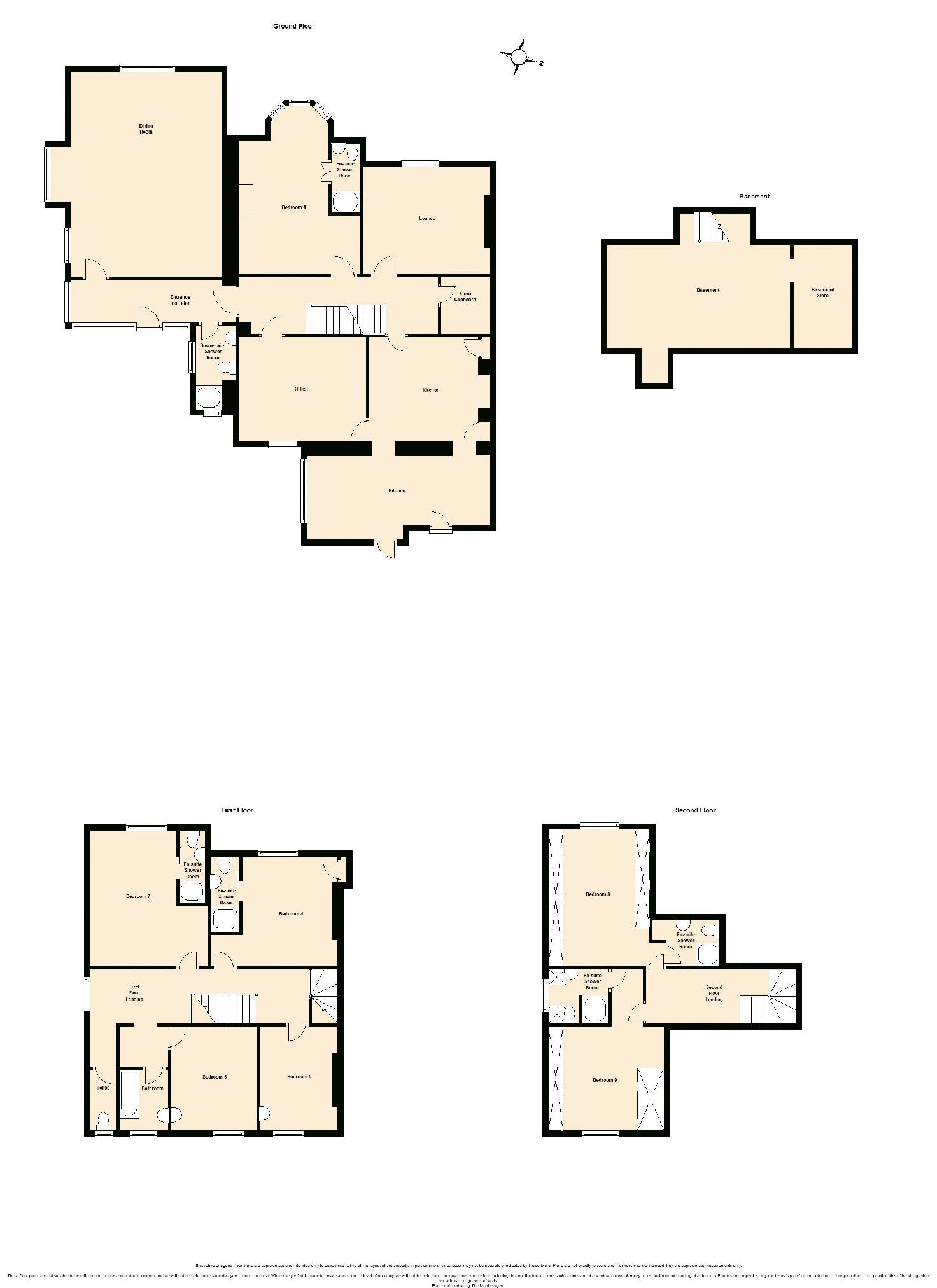 Court street moretonhampstead clive pearce property for 125 court street floor plans