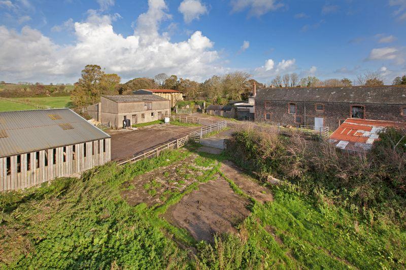 North Wayton Farmhouse Landulph