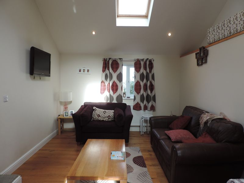 Self contained bungalow