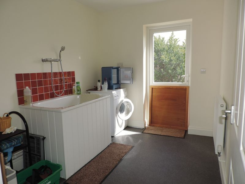 Ancillary/utility room