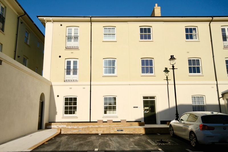 Crown Street West Poundbury