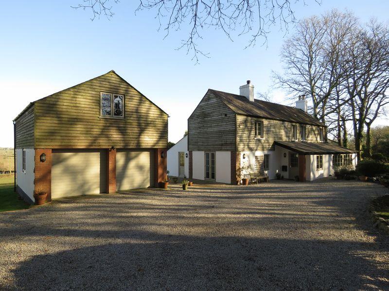 Parking, and garage