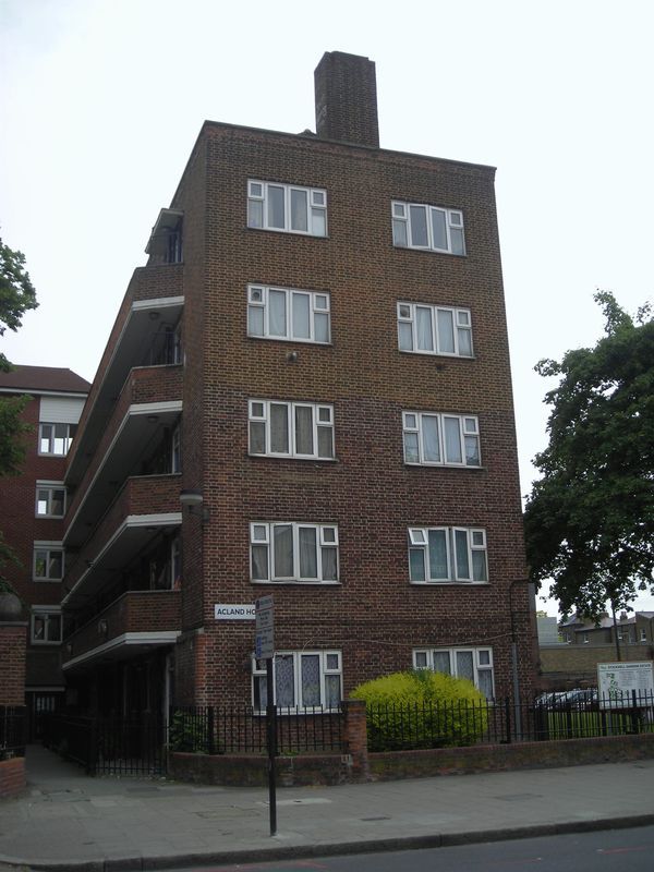 Stockwell Gardens Estate