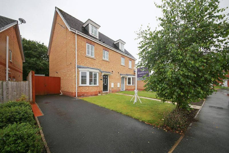 Crowther Drive Winstanley