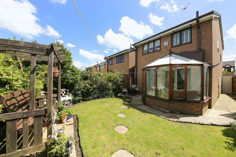 Radnor Close Hindley Green