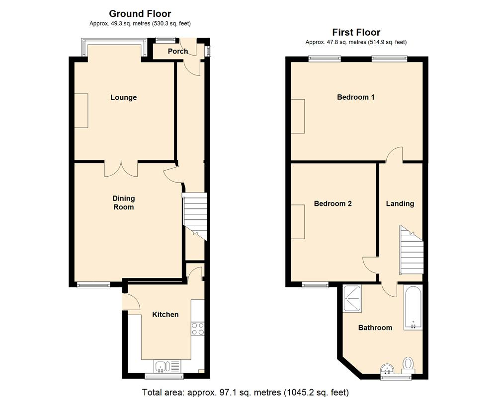 Floorplan One