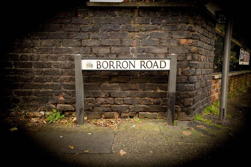 Borron Road