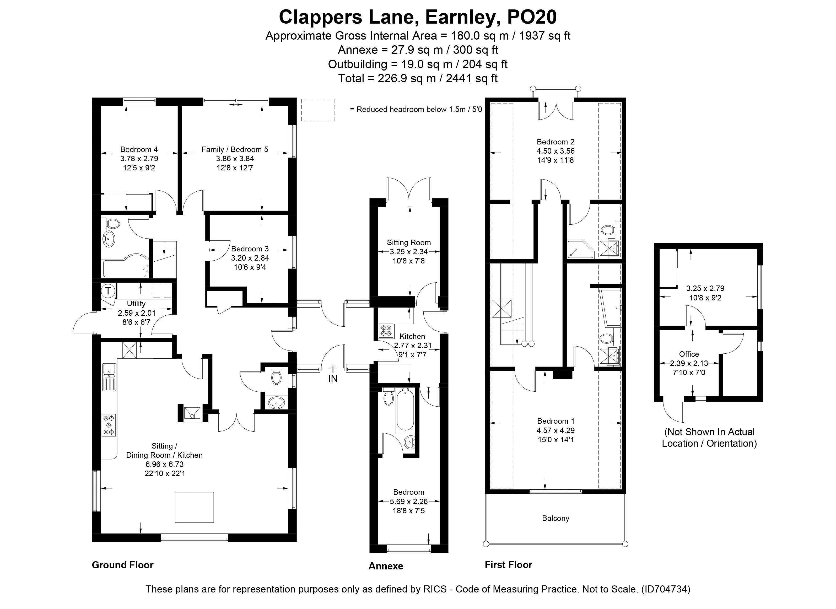 Clappers Lane Earnley
