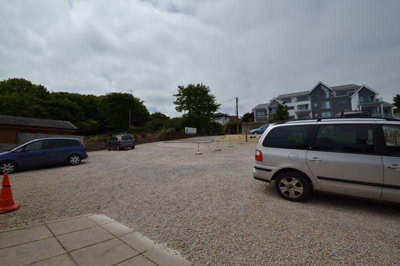 Rear Car Park / Development Site