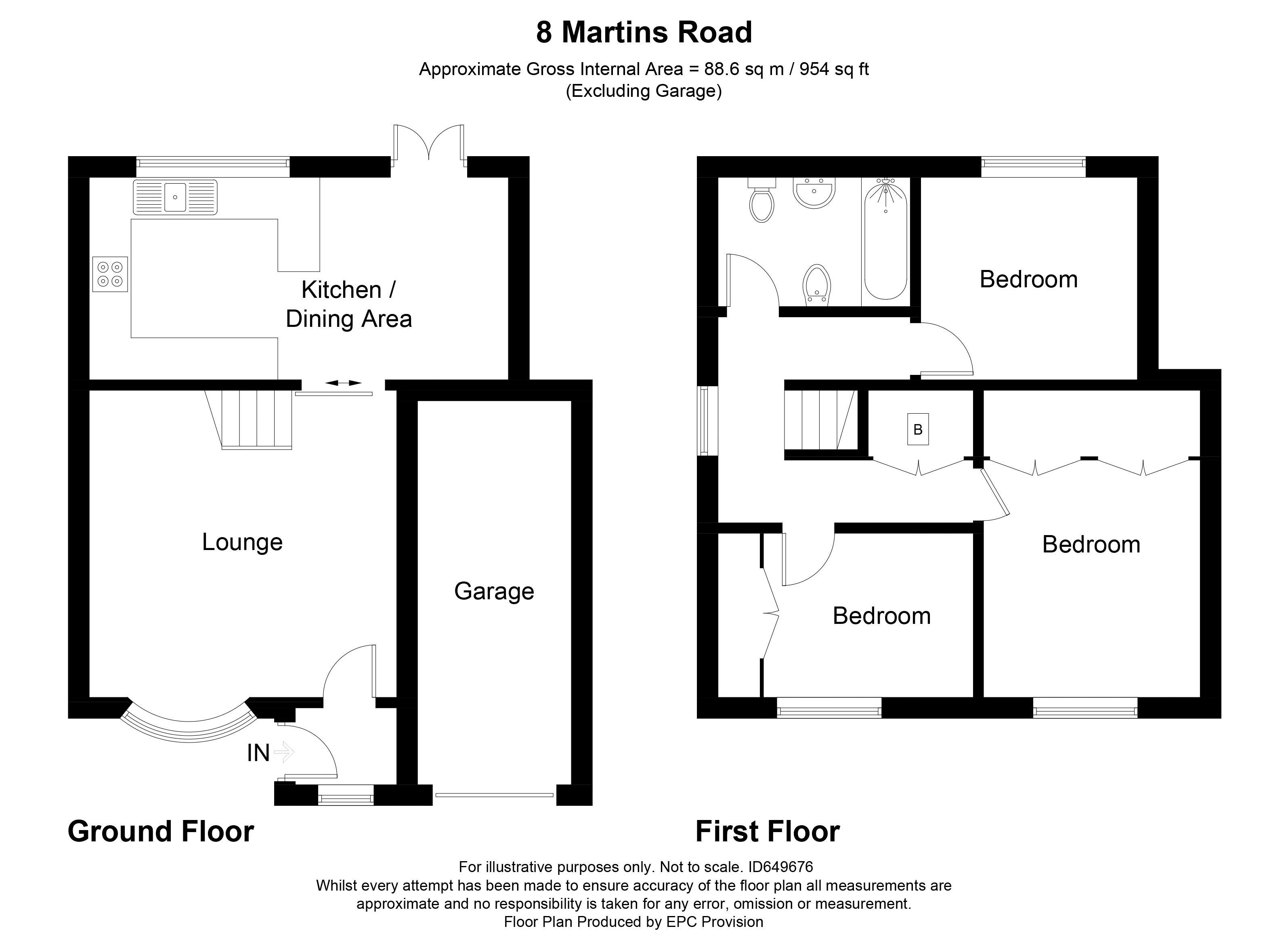 Martins Road Hanham