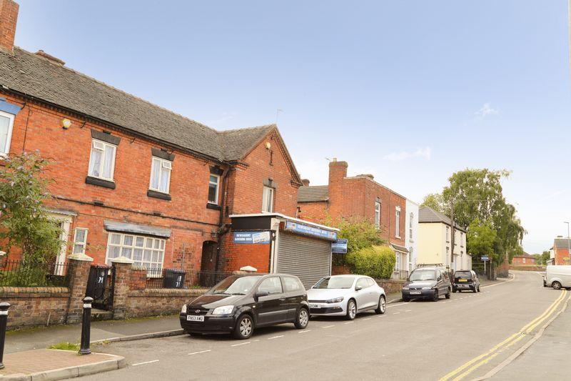 Park Street Madeley