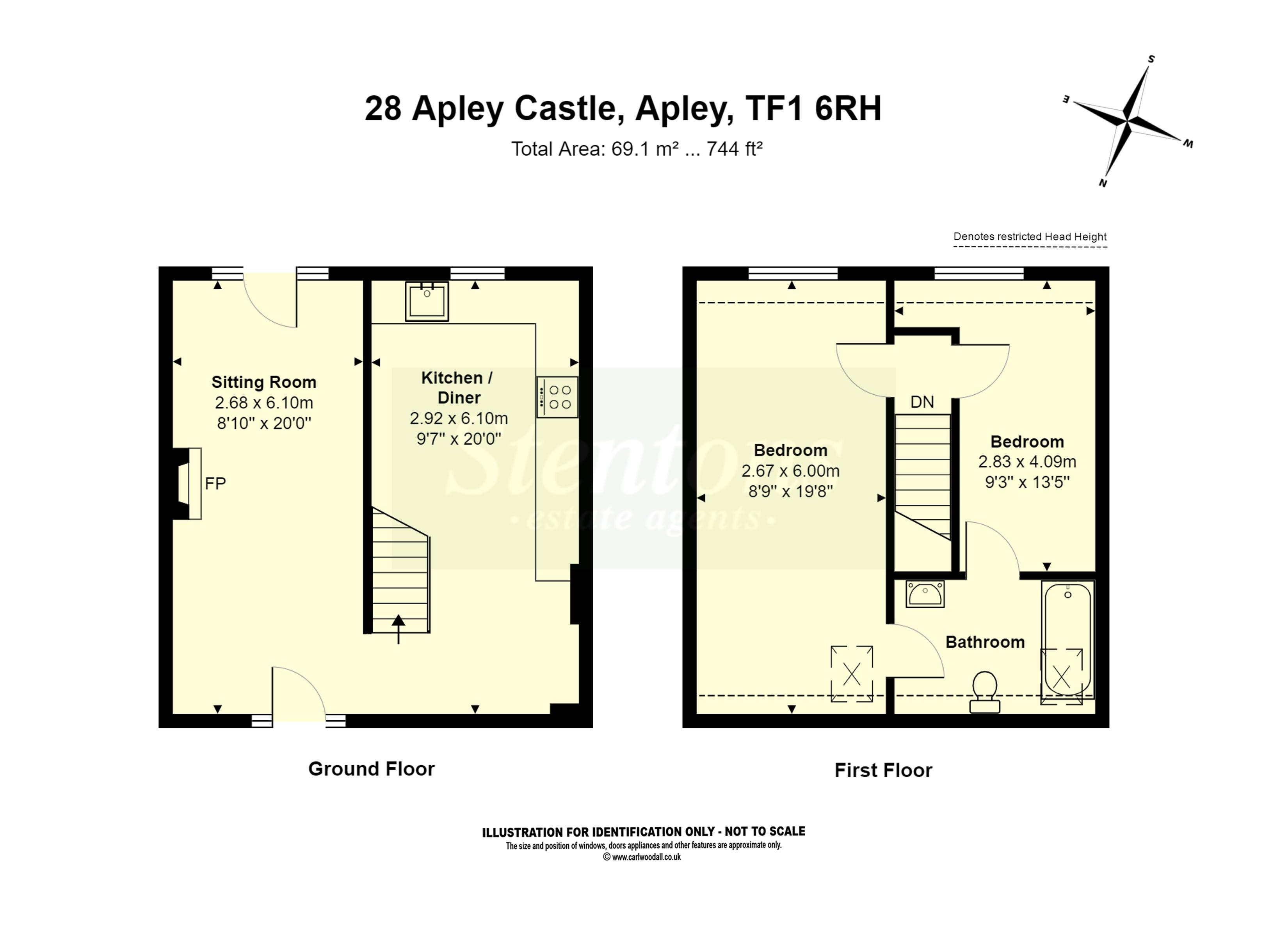 28 Apley Castle Apley