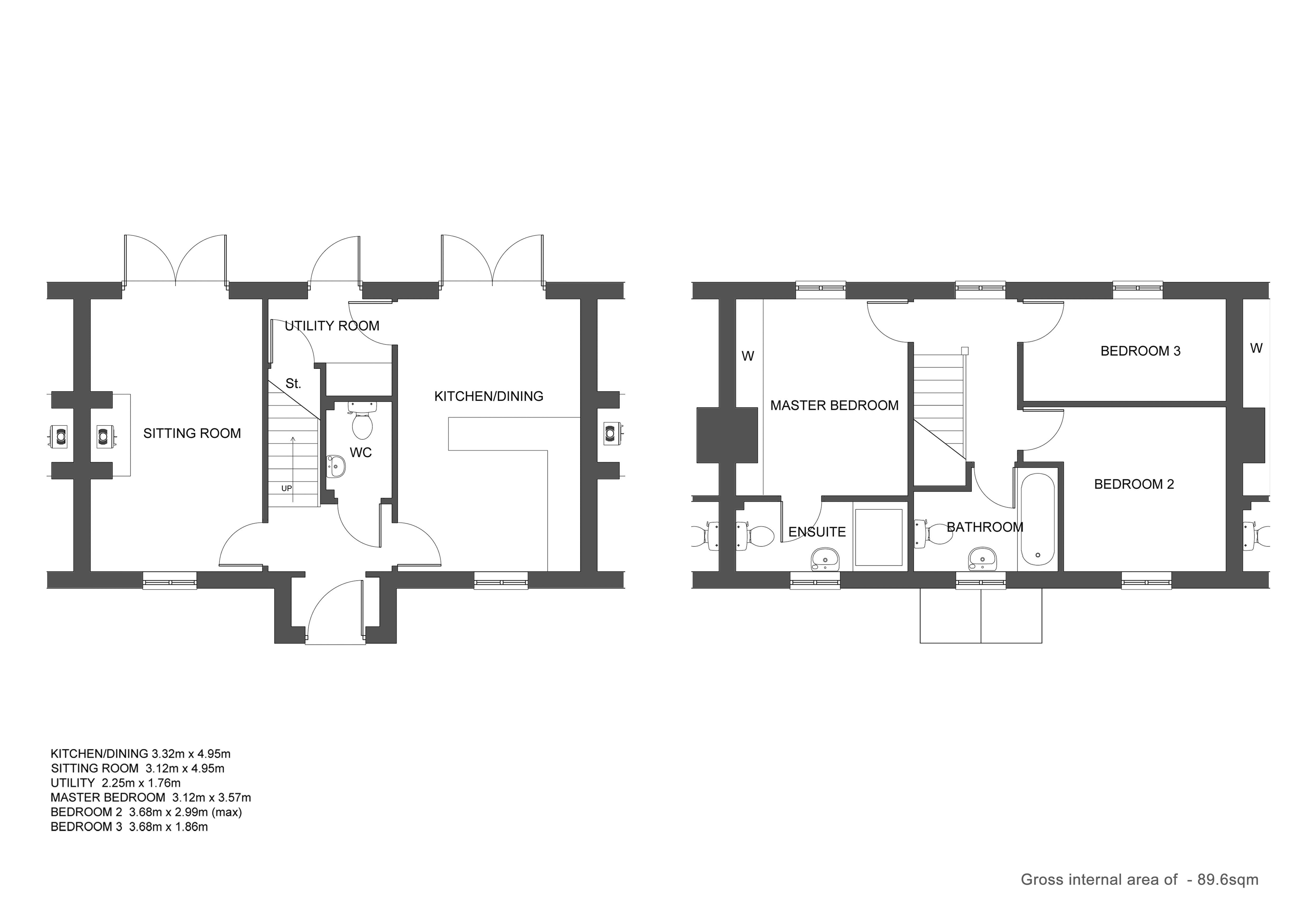 Plot 8 Floor Plan