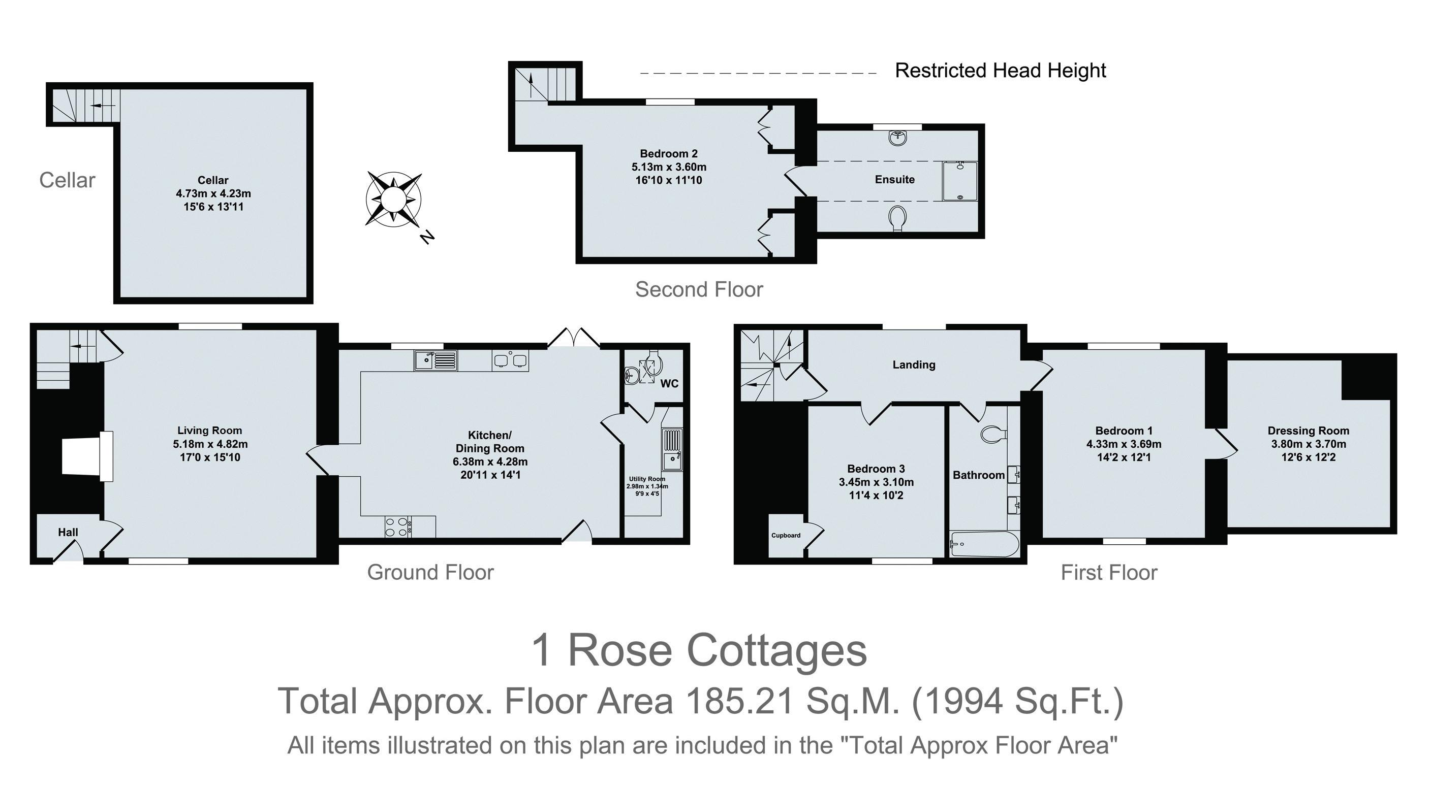 Rose Cottages