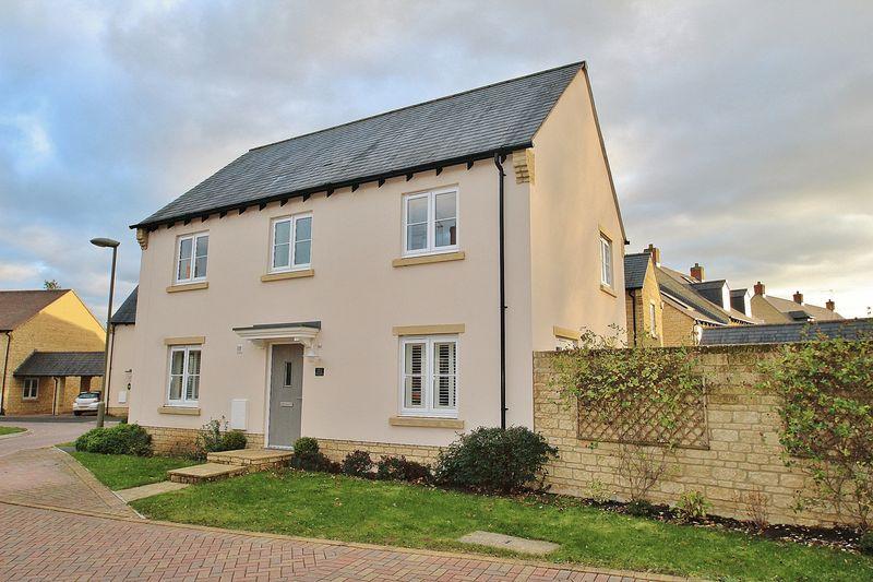 4 Bedrooms Property for sale in Hazeldene Close, Eynsham