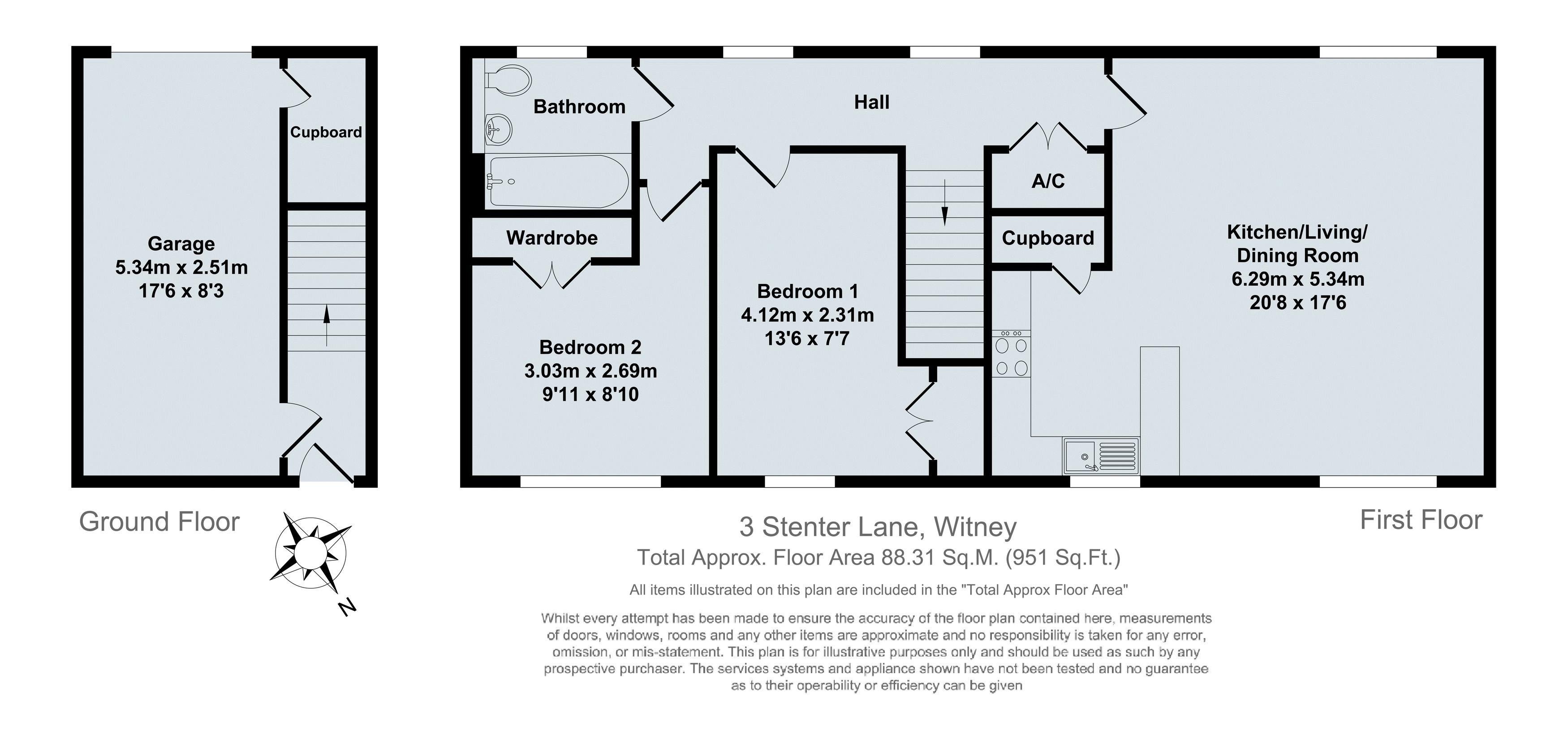 Stenter lane witney thomas merrifield for 1125 maxwell lane floor plans