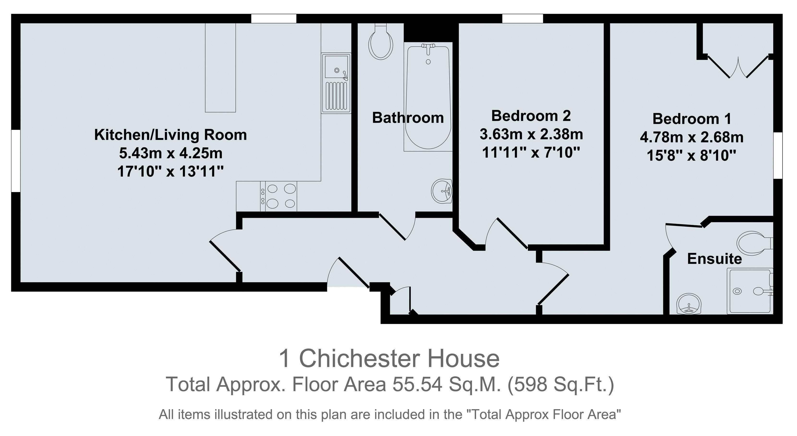 Chichester House, Woodgreen