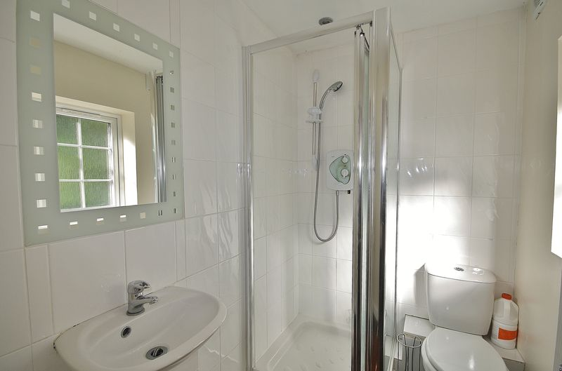 Shower Room At The Annexe