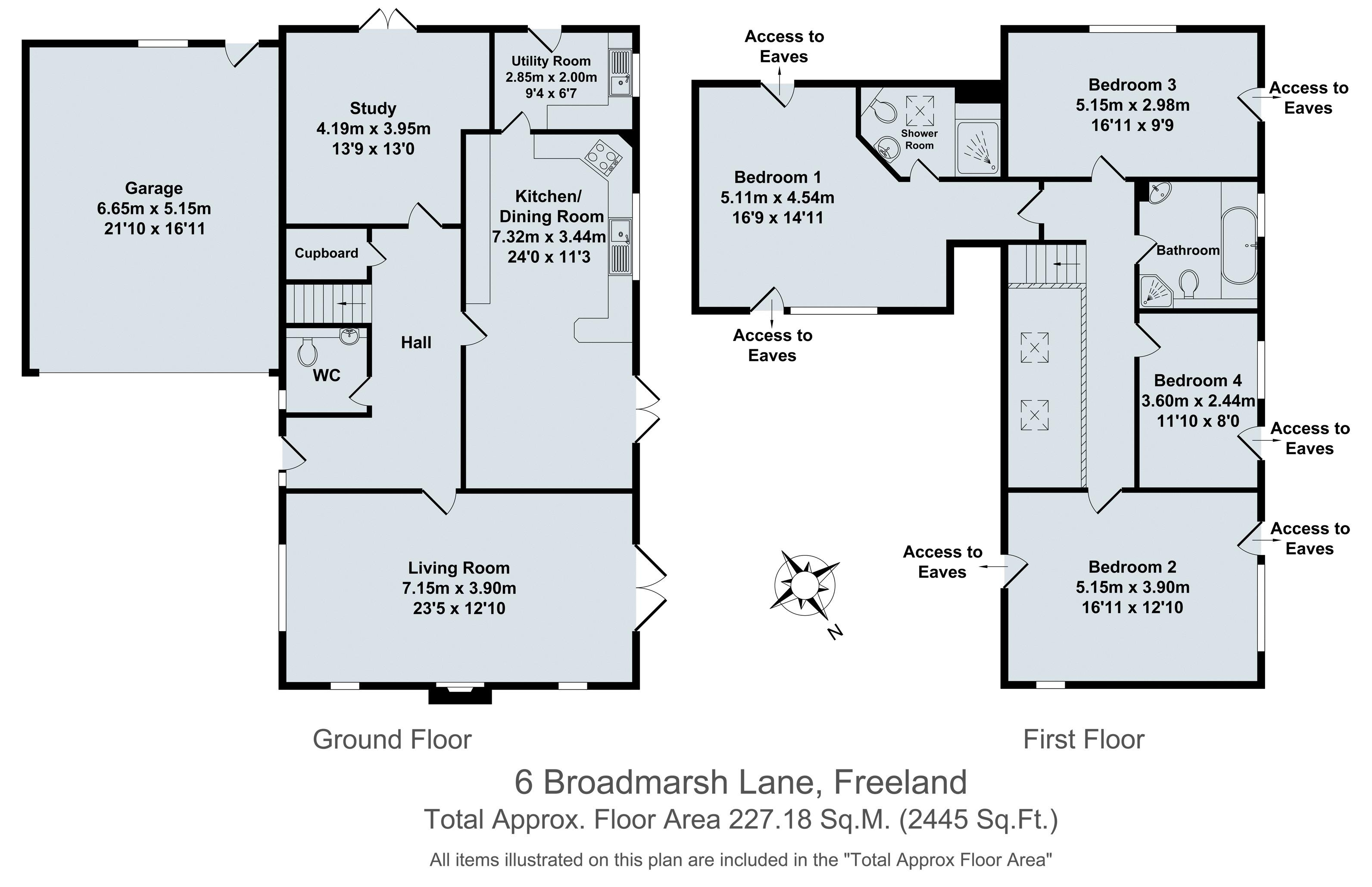 Broadmarsh Lane