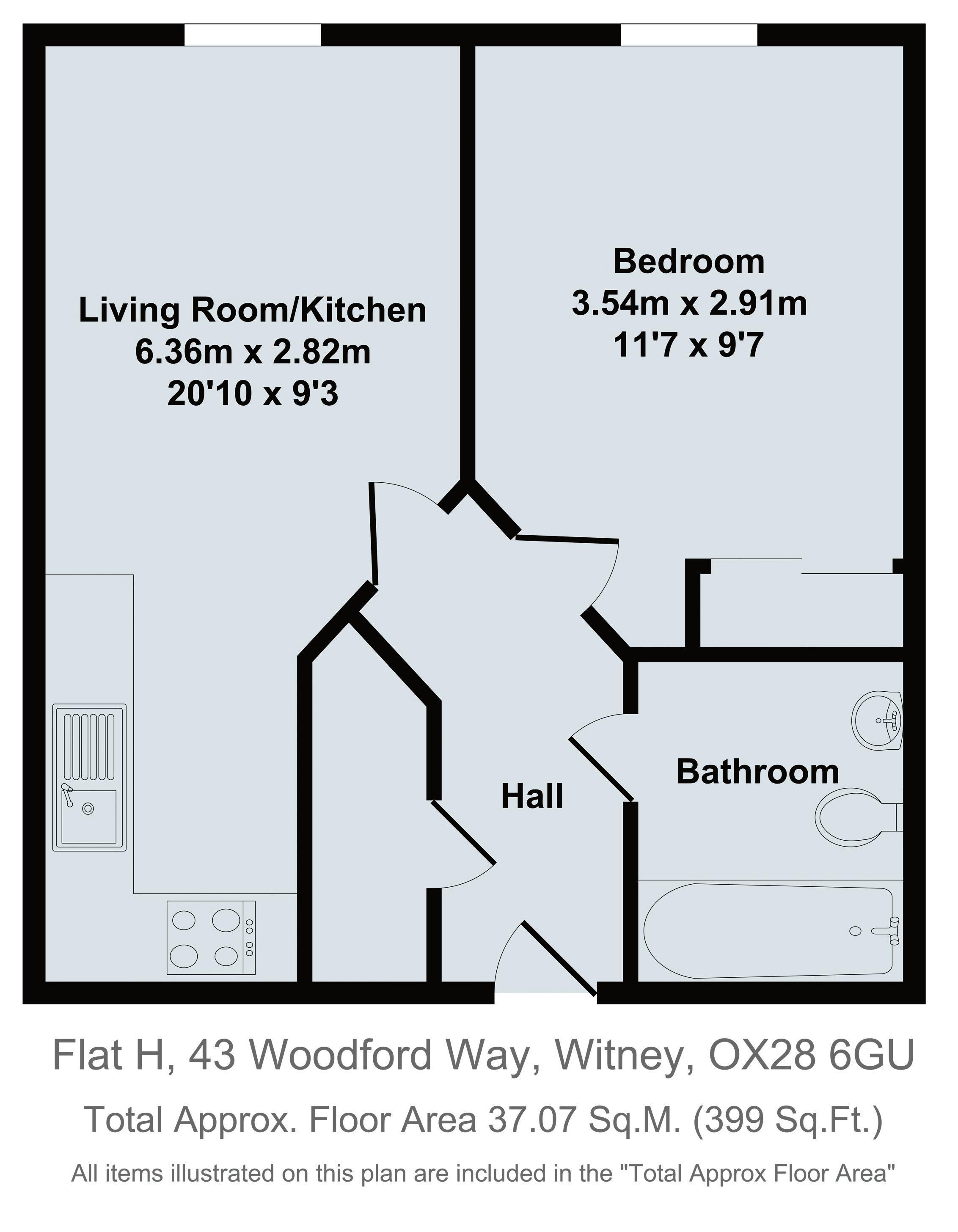 43 Woodford Way