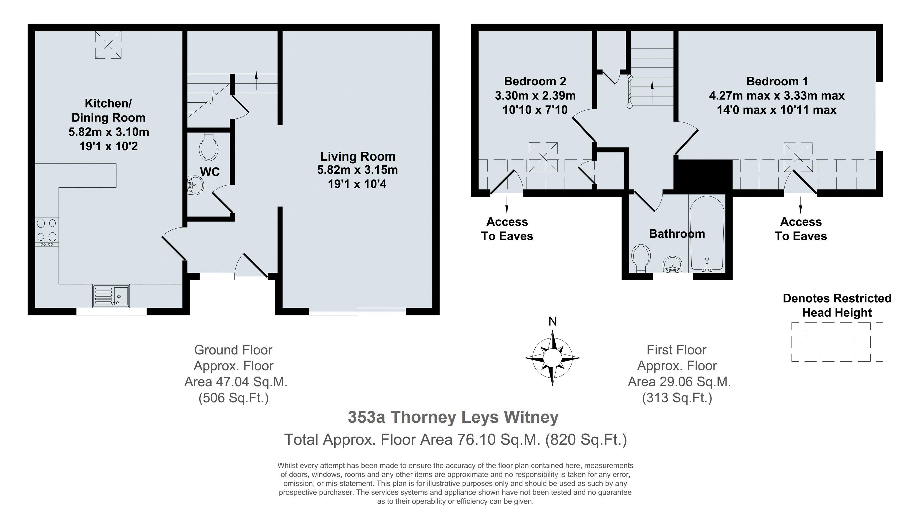 353a Thorney Leys