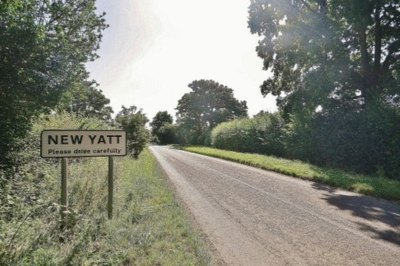 The Orchard, New Yatt Lane