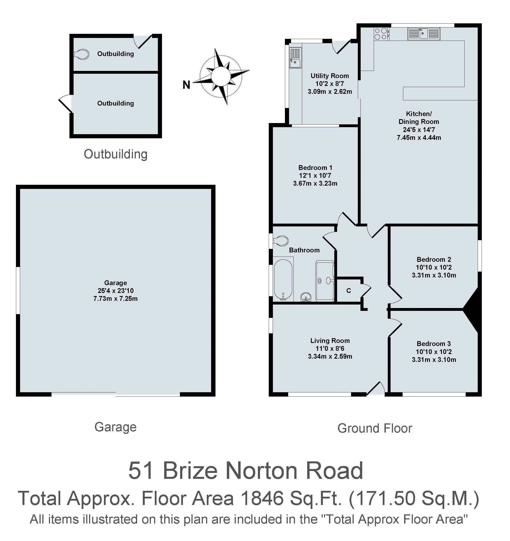 Brize Norton Road
