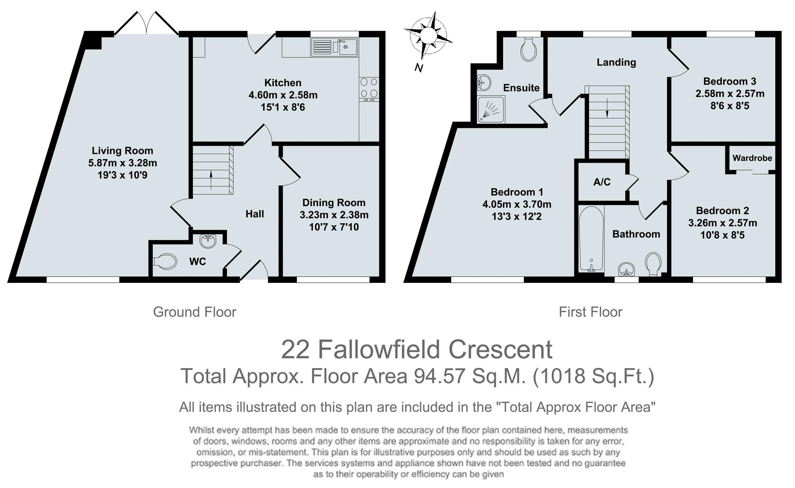 Fallowfield Crescent