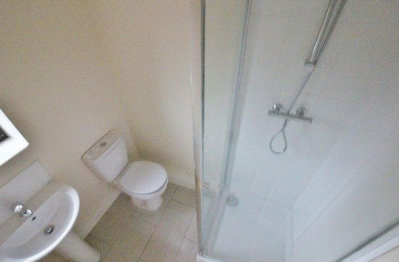 Ground floor en-suite shower room