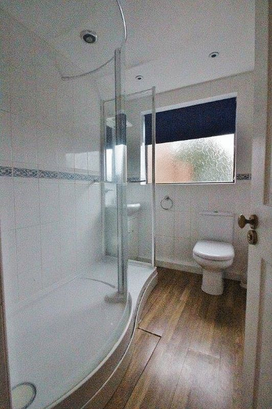 Ground floor family shower room