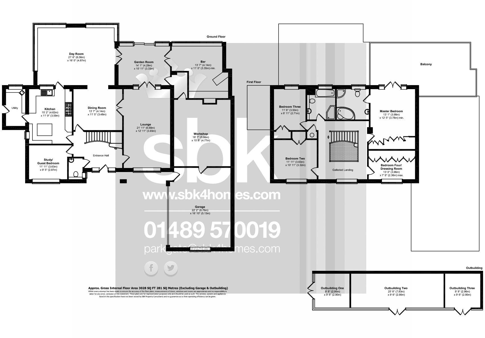 Floor Plan OVERALL