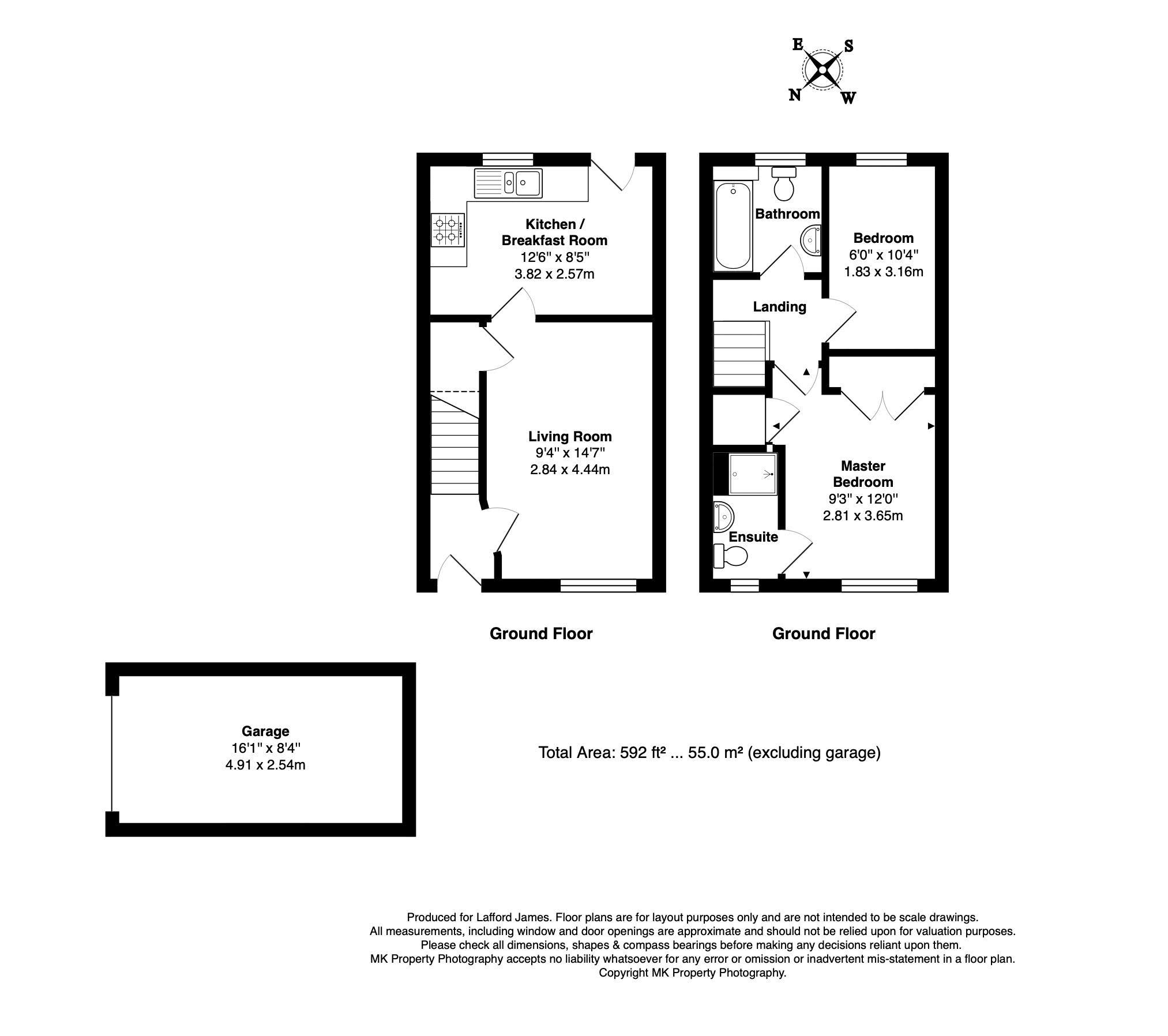 Floorplan 30 Cruickshank Grove