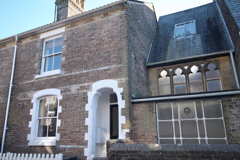 Salisbury Street Fordington