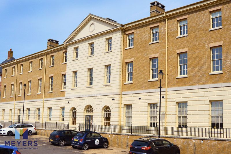 3 Queen Mother Square Poundbury