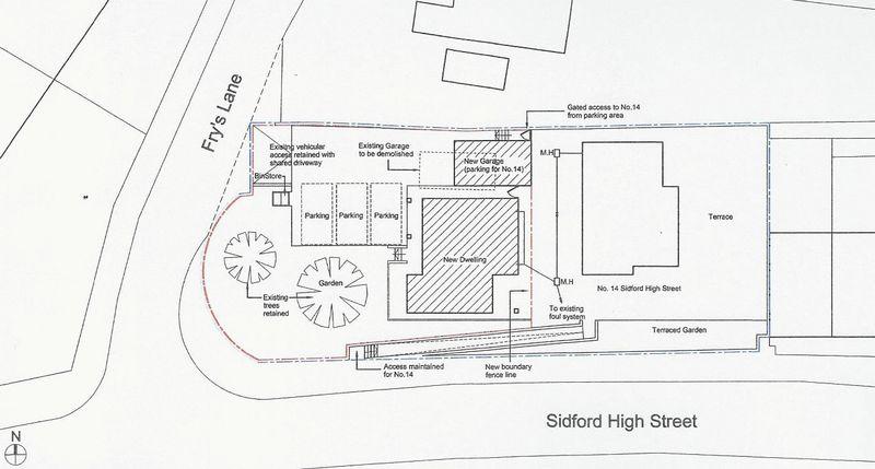 Sidford High Street Sidford