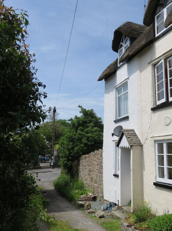 Ivy Cottages Moretonhampstead
